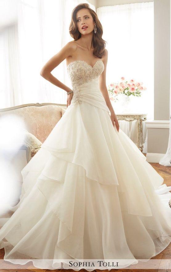 2017 Sophia Tolli Wedding Dresses