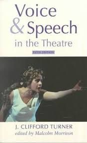 Image result for voice and speech for the theatre