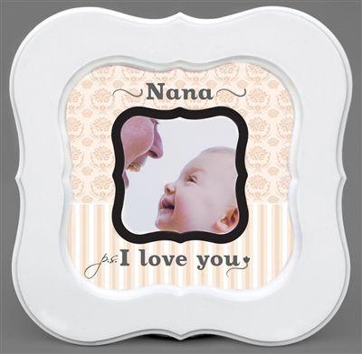 PS I Love You Nana Photo Frame