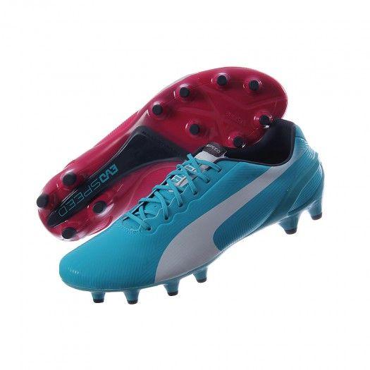 huge selection of e48dd 1c61b Los tachones Puma EvoSPEED 1.2 Tricks FG para hombre ahora se convierten en  el calzado más
