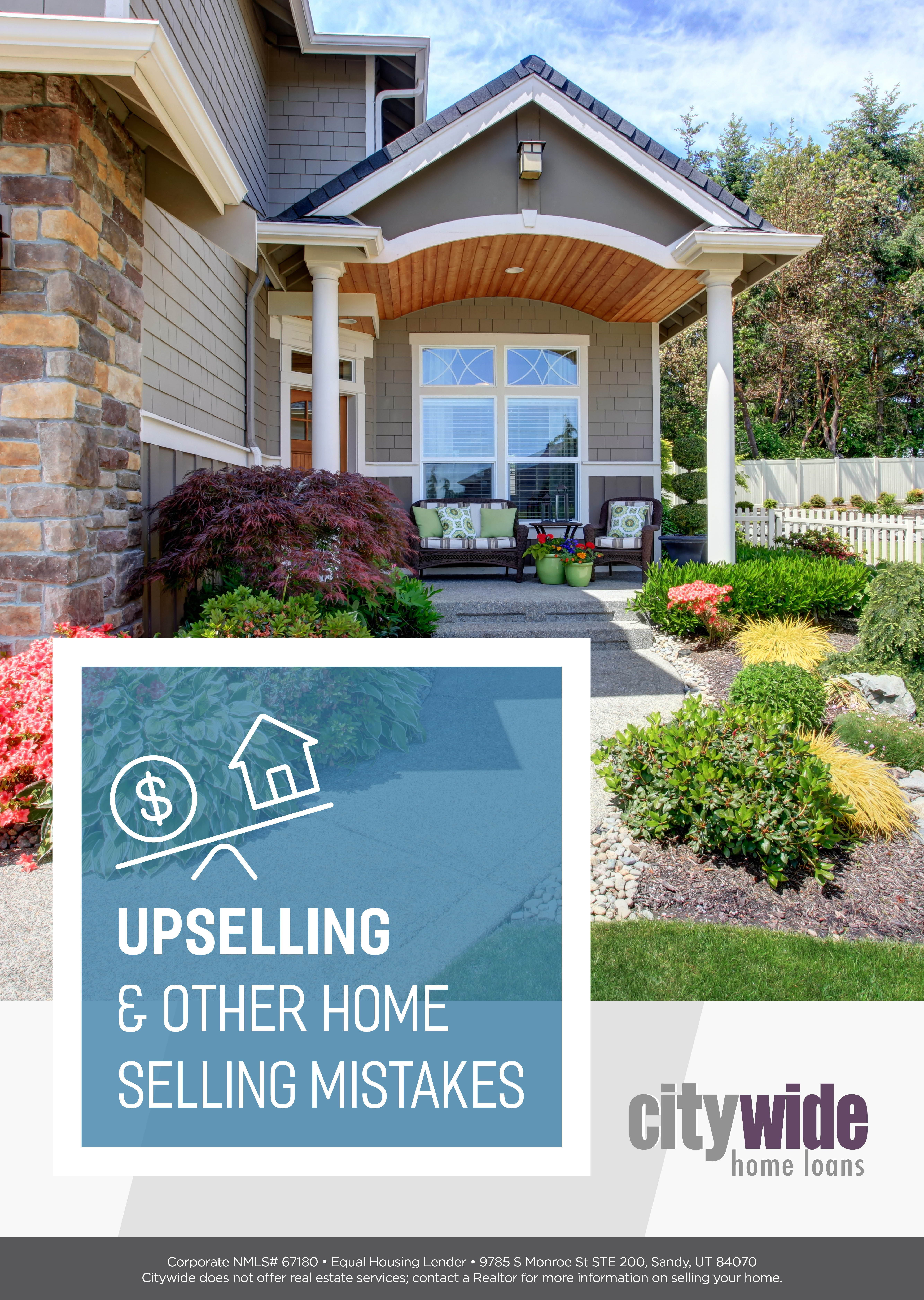 Check Out These Common Mistakes Homeowners Make While Selling