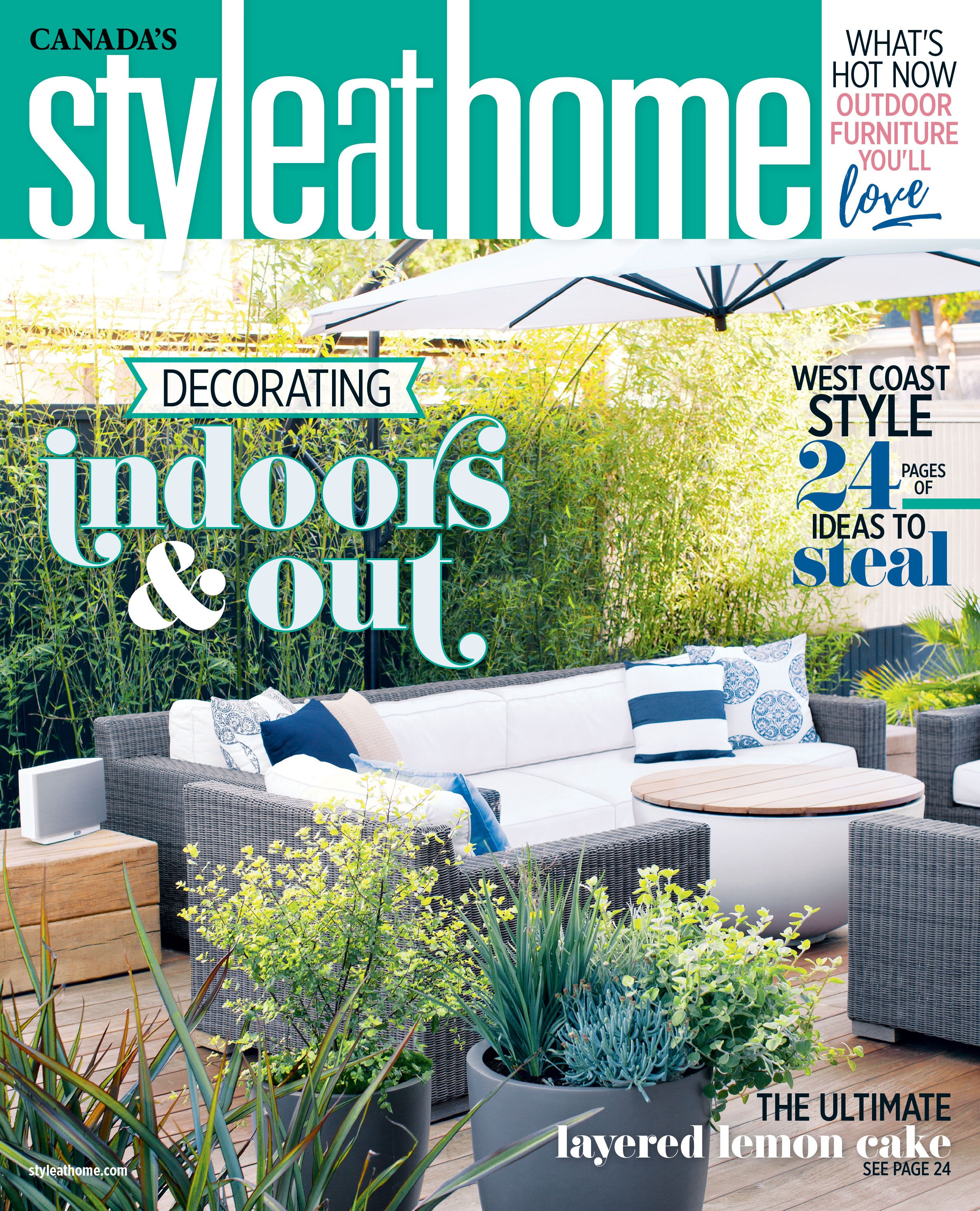 Outdoor decor ideas for under $50 | Magazine covers, Southern living ...
