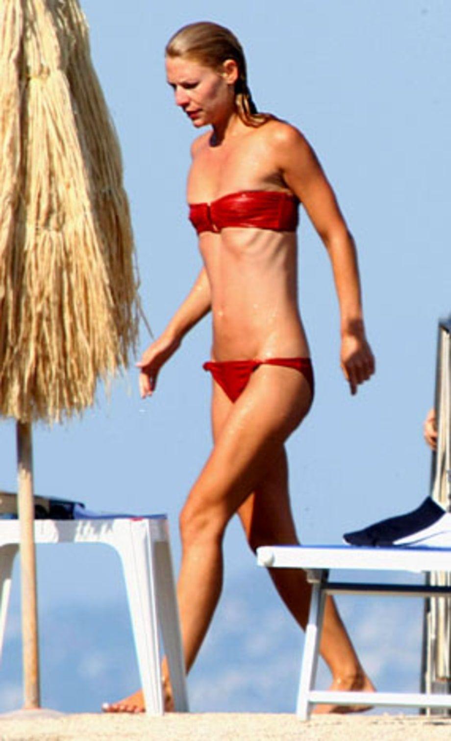Bikini Claire Danes