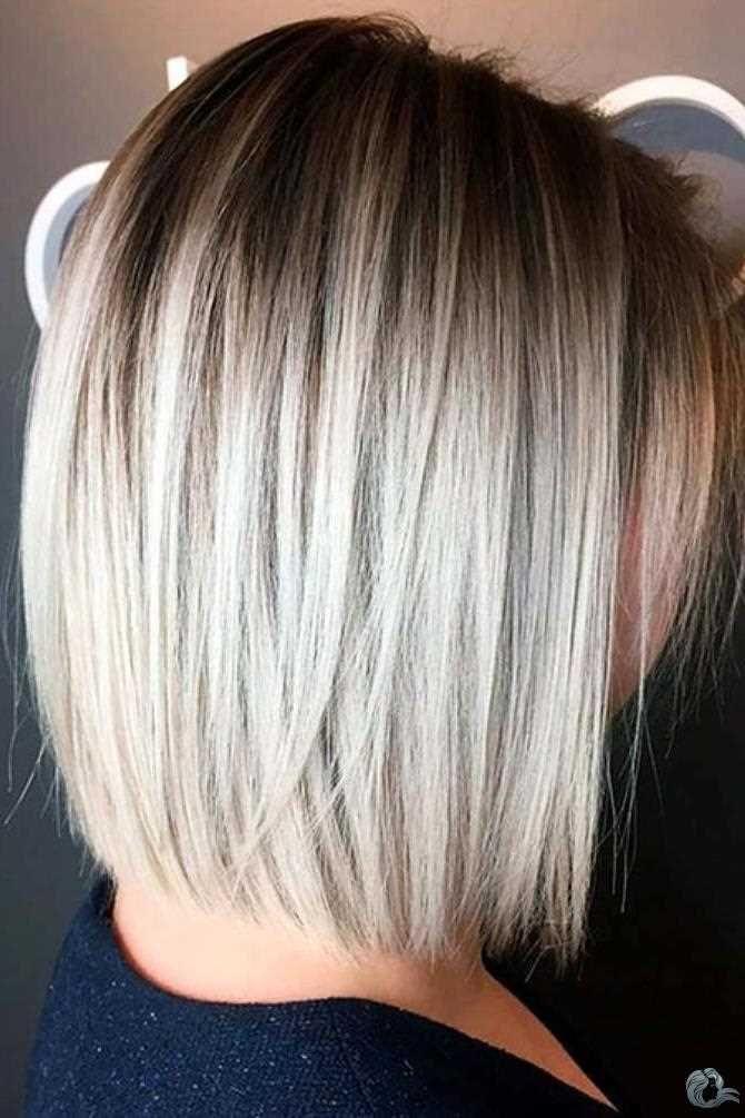 30 Mittlere Bob Haarschnitte 2019 Haarschnitt Frisuren Kurzhaarschnitt Fur Feines Haar