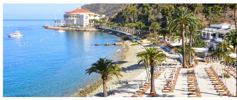 Catalina Island Win A California Getaway For Two California Getaways Island Getaway Island Vacation