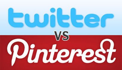 @Twitter Vs. @Pinterest. Which to choose for your business? @GoElaborate