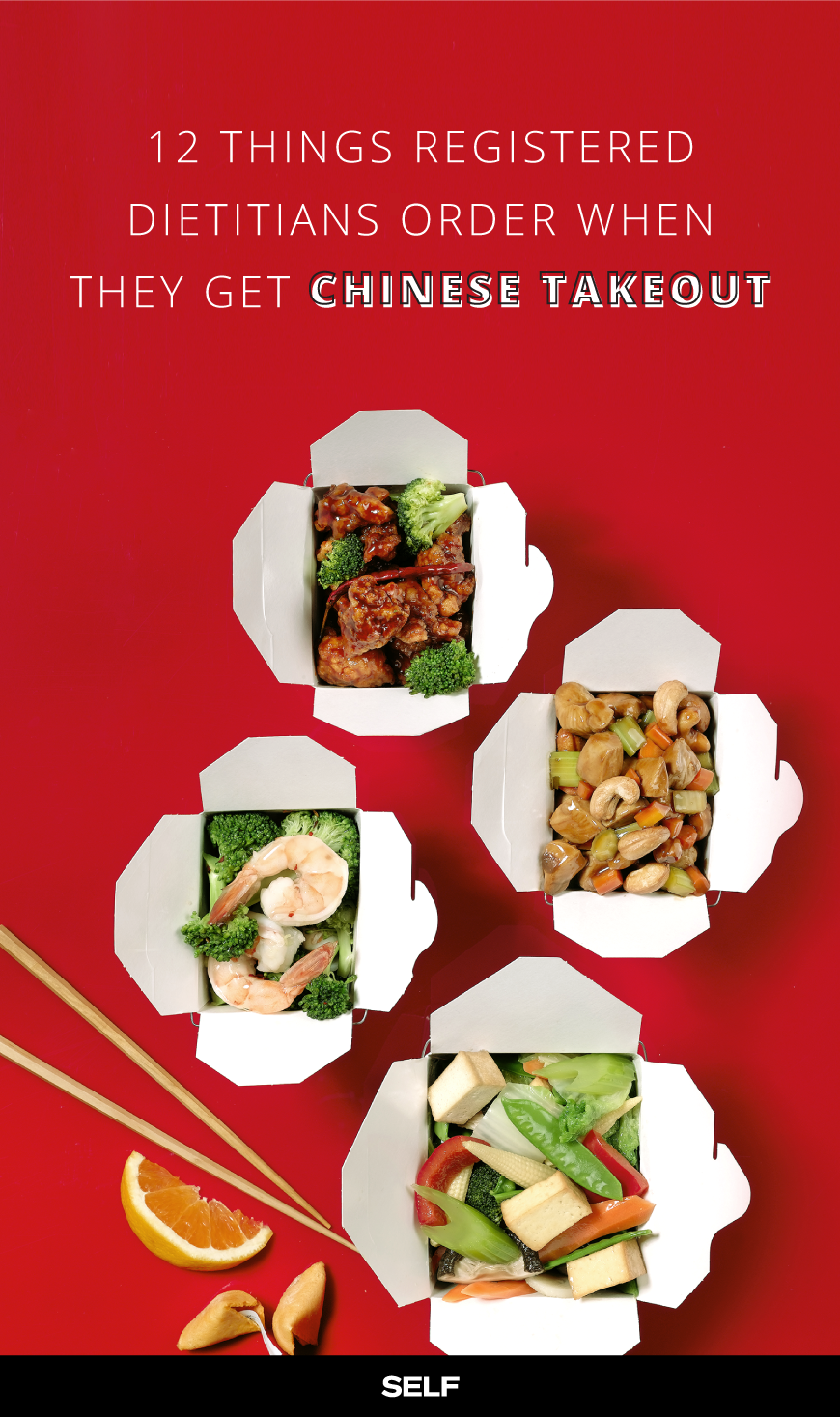 17 Things Registered Dietitians Order When They Get Chinese Takeout Healthy Chinese Food Options Healthy Chinese Recipes Good Healthy Recipes