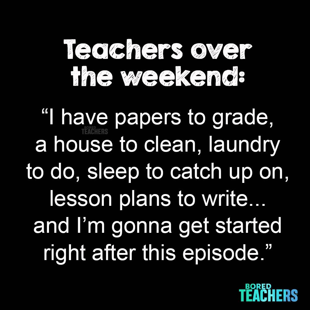 Netflix And Recharge Teacher Memes Teacher Jokes Teacher Humor