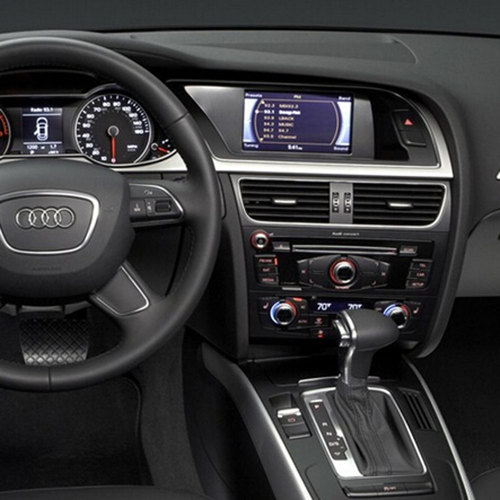 MMI 3G / MMI 3G Plus Car Video Interface For AUDI A4 B8 2010