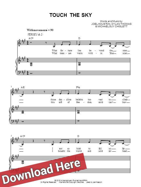Hillsong Piano Sheet Music Free Solidaphikworks