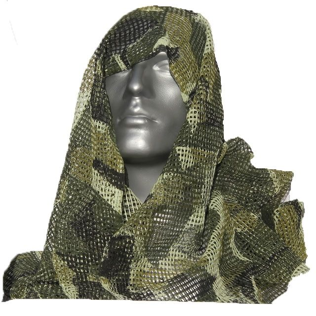 Scrim Scarf M90 | Products, Customer and Other Photos