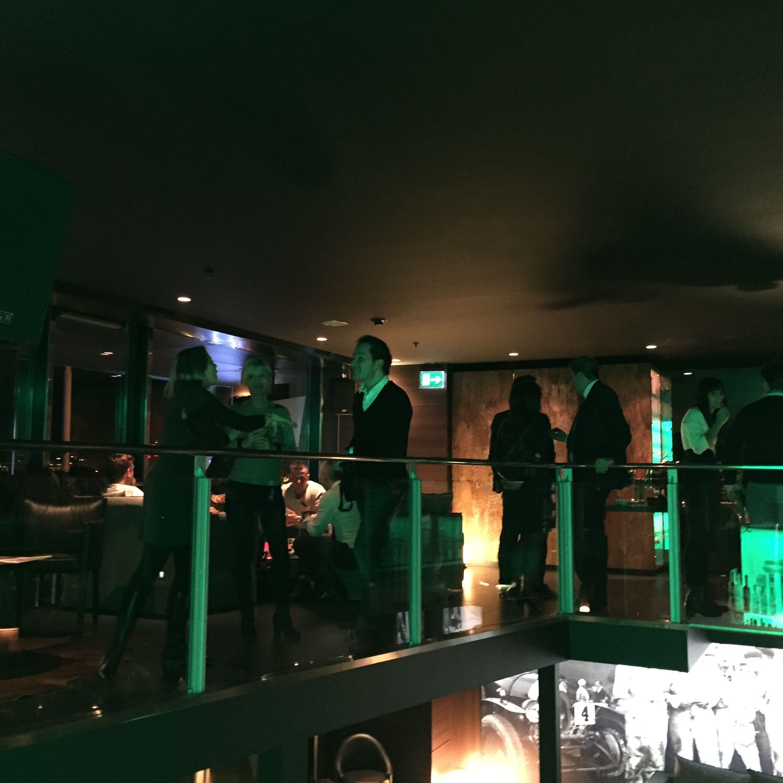 Festa 10.12.2014  #Seven Lounge Lugano #SUPSIAlumni