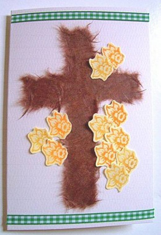 Handmade Greetings Cards – Religious Easter Cards to Make