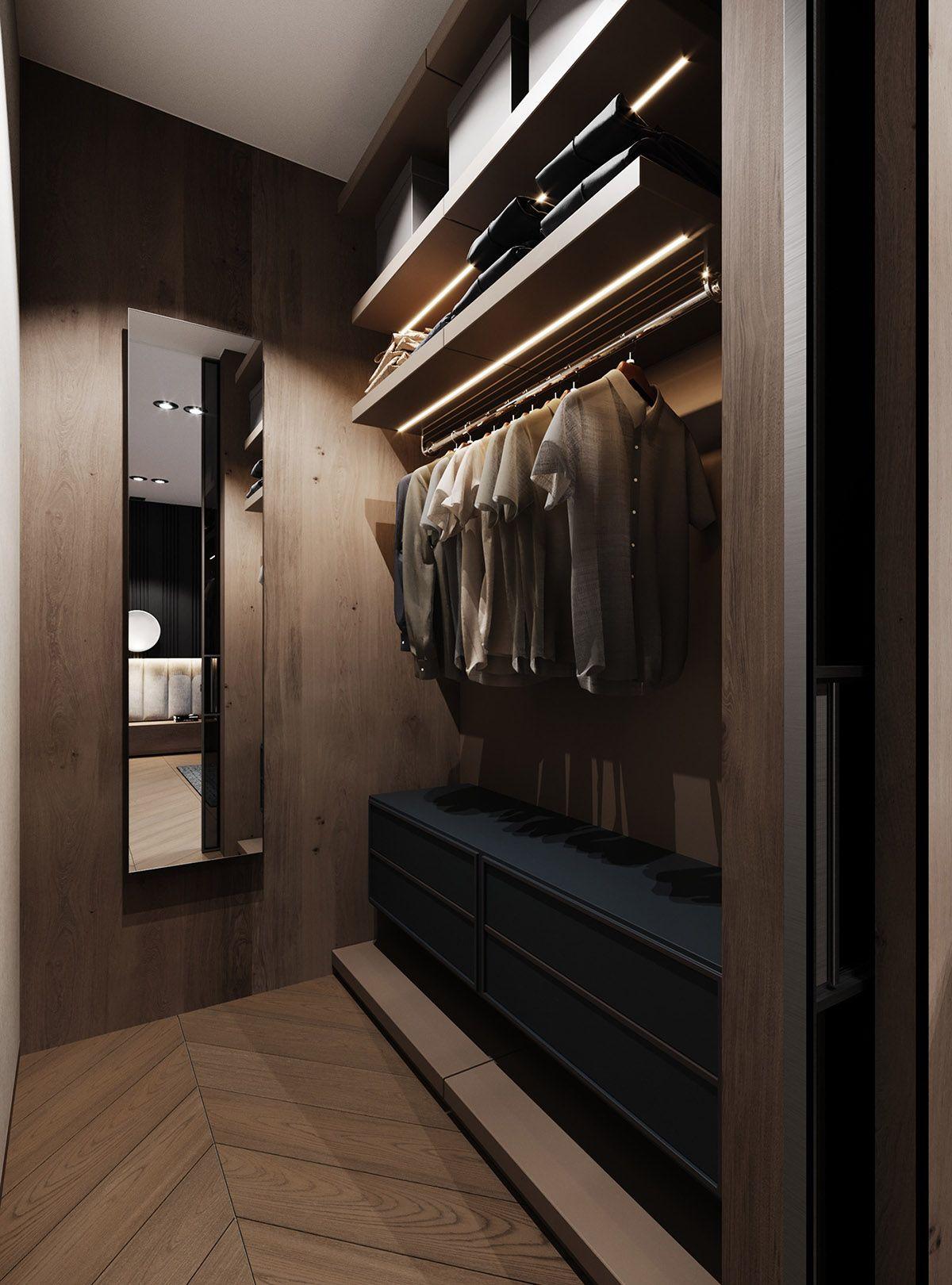 Dramatic Interior With Luxury Closets & Bathrooms  Luxury master