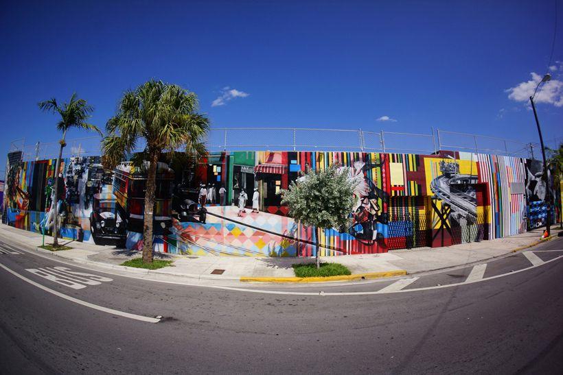 The new artistic Miami    por Fê Sena | Fê Sena       - http://modatrade.com.br/the-new-artistic-miami