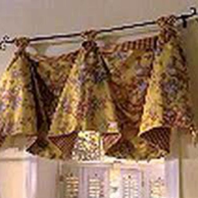 Country Kitchen Cafe Curtains