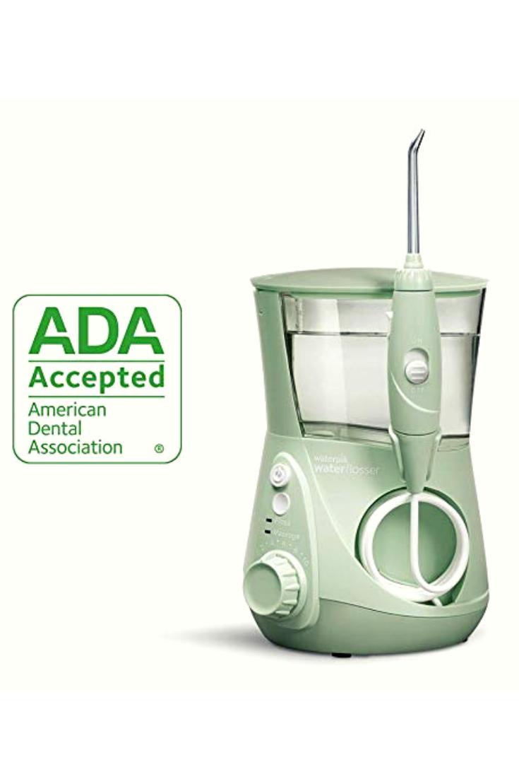 Waterpik Water Flosser Electric Dental Countertop Oral Irrigator
