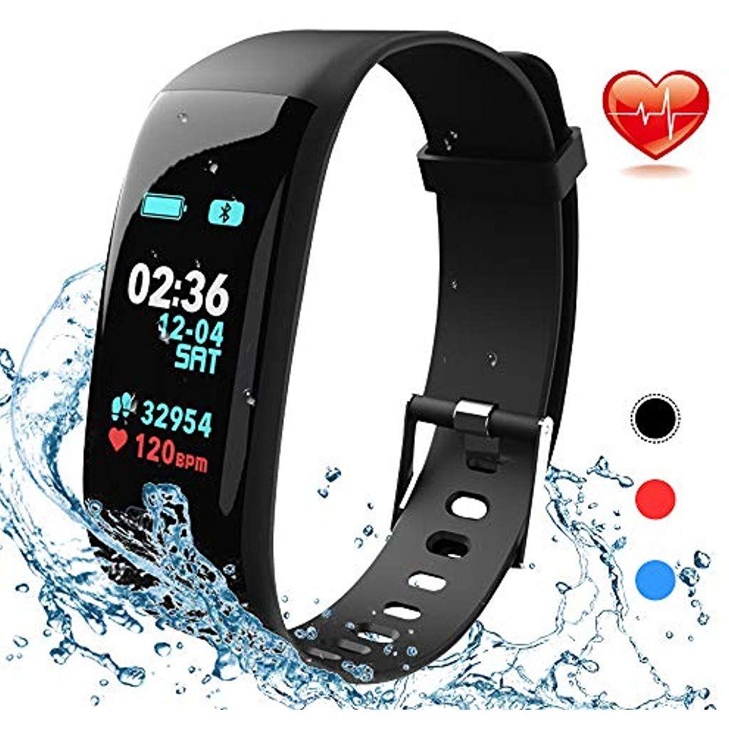 Fitness Armband Mit Blutdruckmessungsmartwatch Fitness Tracker Mit Pulsmesser Wasserdicht Ip67 Fitness Uhr Blutdruc Fitness Armband Fitness Tracker Fitness Uhr