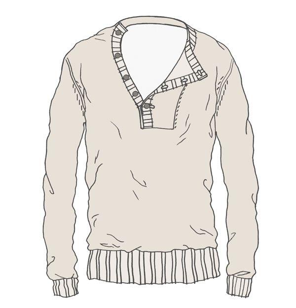 sweater | мужская техничка | Pinterest | Sketches ...
