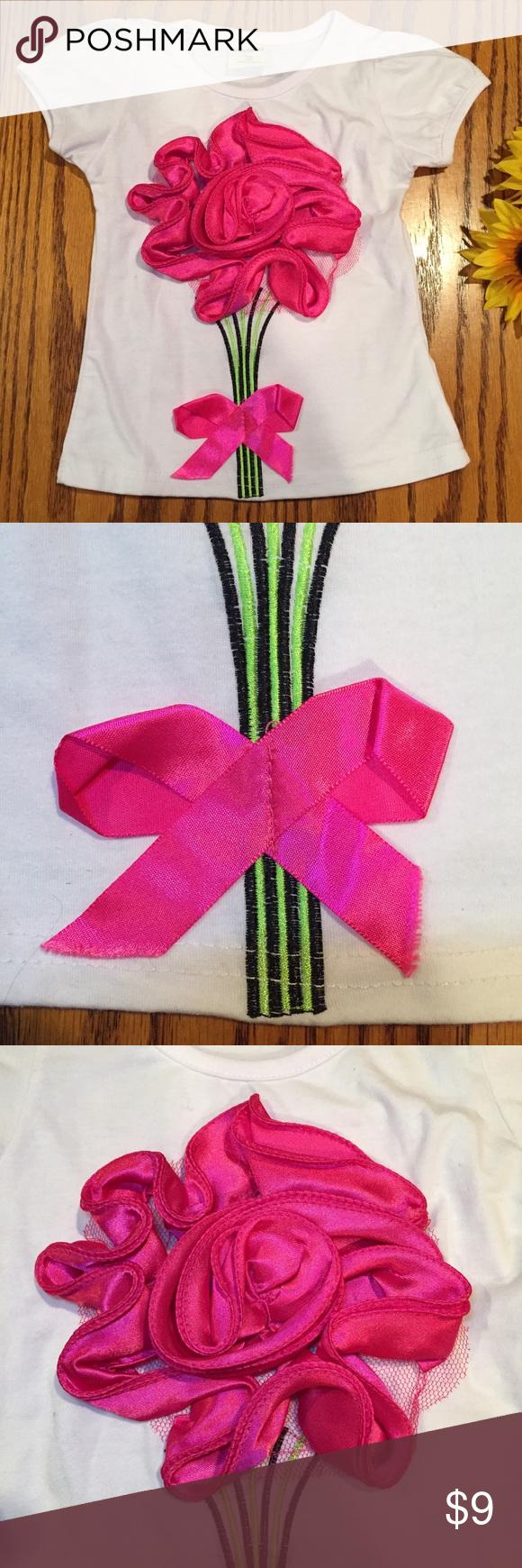 Little spring pink flower shirt size 100 3t my posh closet little spring pink flower shirt size 100 3t excellent condition little mightylinksfo