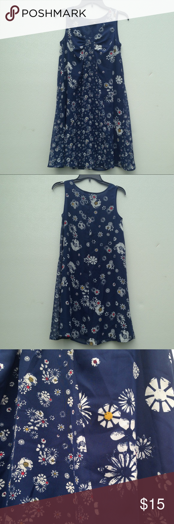Jason Wu For Target Blue Floral Dress Flowers This Xs Dress Has A Lovely Retro Floral Print The Belt That Came With It Floral Blue Dress Floral Dress Dresses [ 1740 x 580 Pixel ]