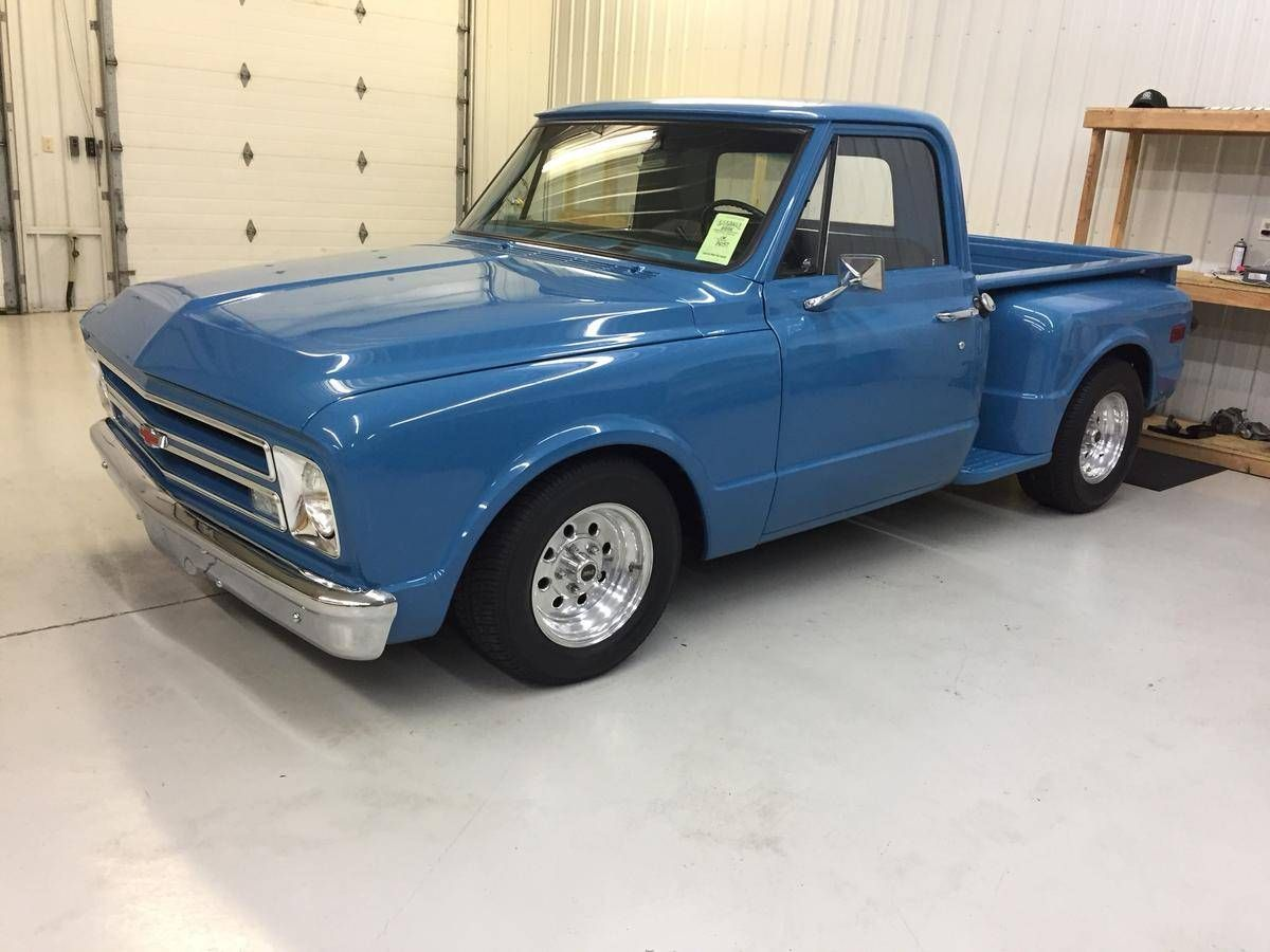 1967 Chevrolet C10 Step Side | Pickups Panels & Vans (Modified ...