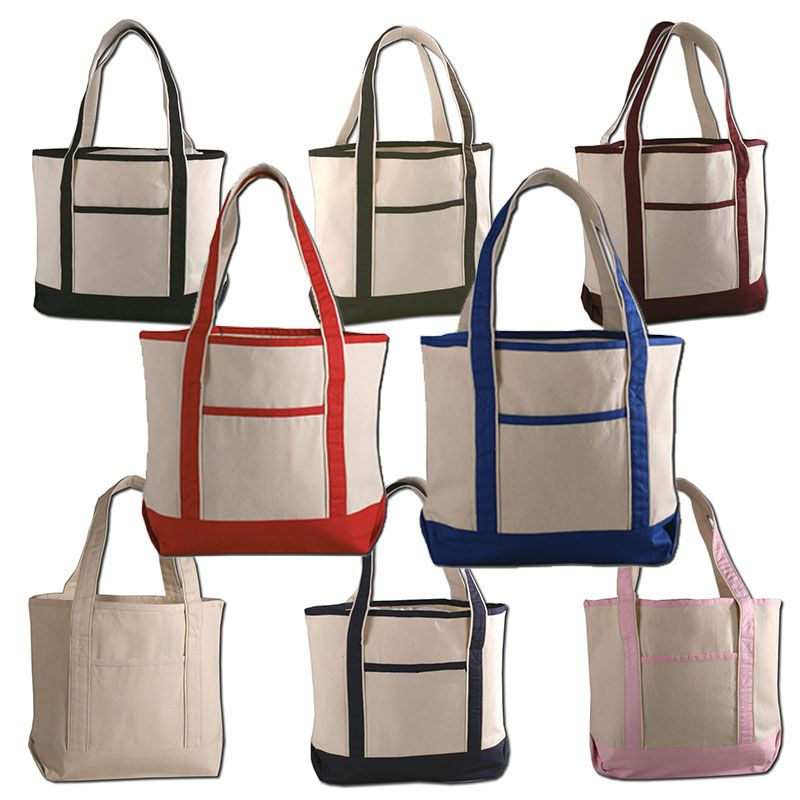 8503cab851316 Canvas Deluxe Tote Bag