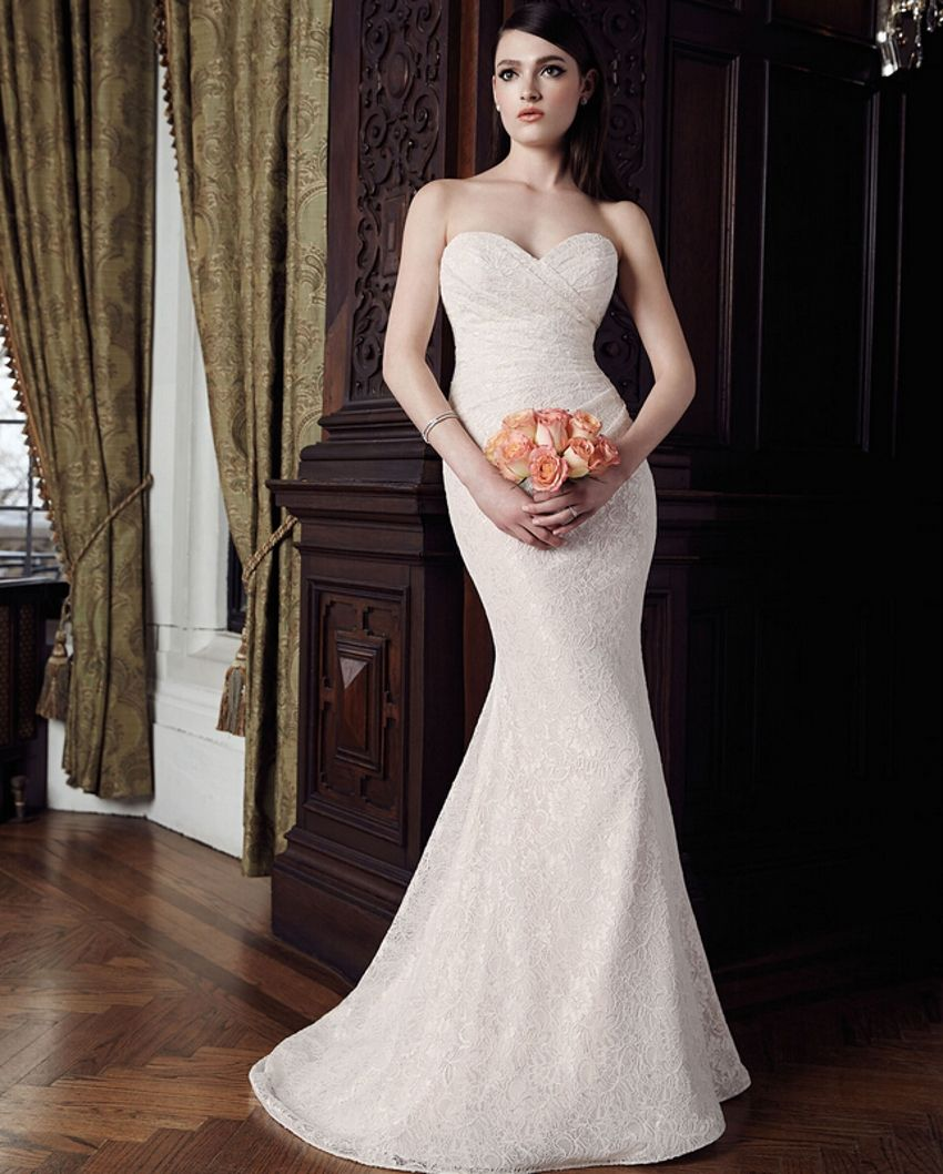 Strapless and backless wedding dress  Click to Buy ucuc Sexy Backless Sweetheart Tulle Lace Mermaid Wedding