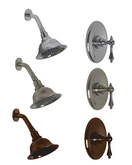 $199 Della Tub and Shower Set 7074A by Soci | Shower and Tub Faucets ...