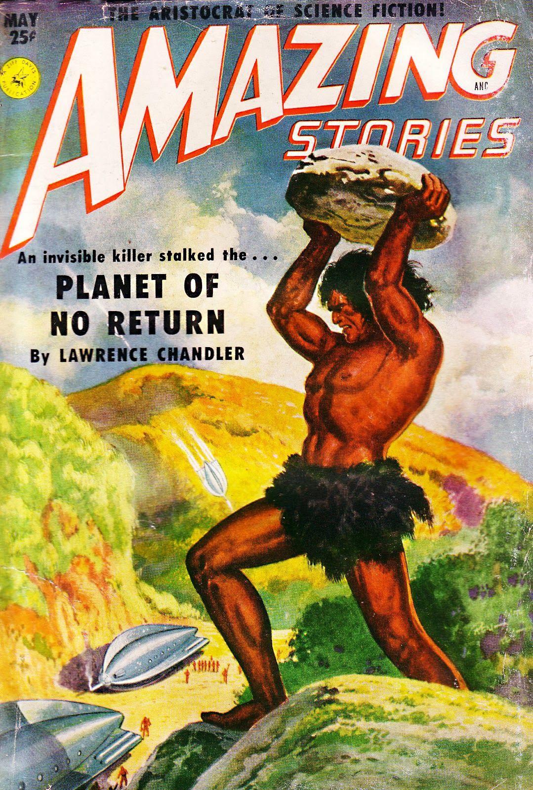 The Geeky Nerfherder: Sci-Fi, Fantasy & Horror Cover Art: Robert Gibson Jones (Part 2 - The 1950's)