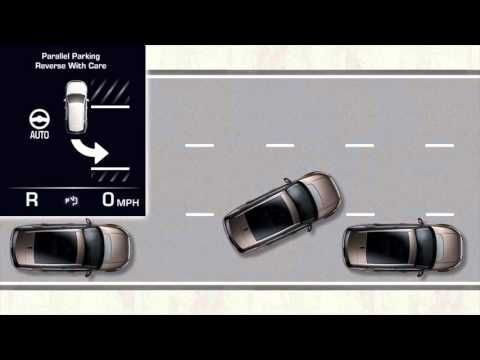 Discovery Sport Park Assist Features Land Rover Usa Youtube Land Rover Rover Discovery Land Rover Discovery Sport