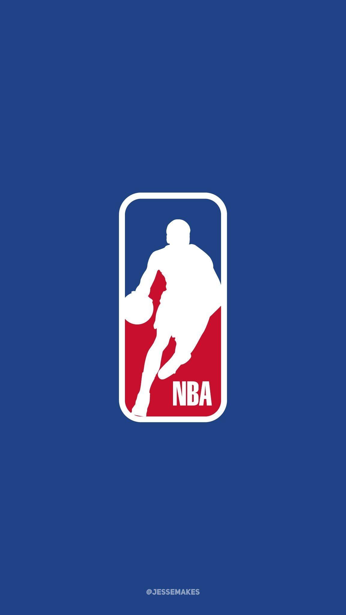 New Nba Logo Wallpapers Olahraga Stiker