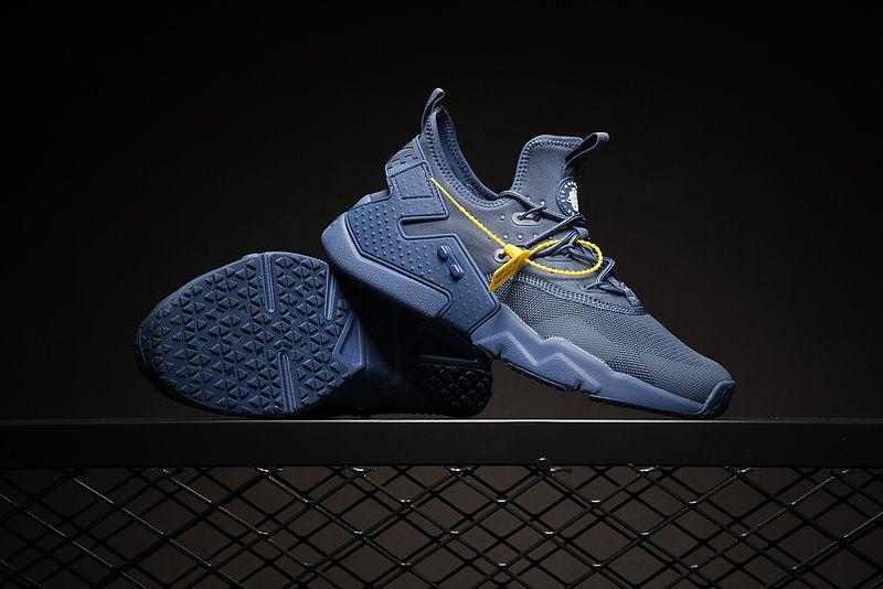 b67a1389ec91 Men Nike Air Huarache Drift PRM Diffused Blue AH7334-400 ...