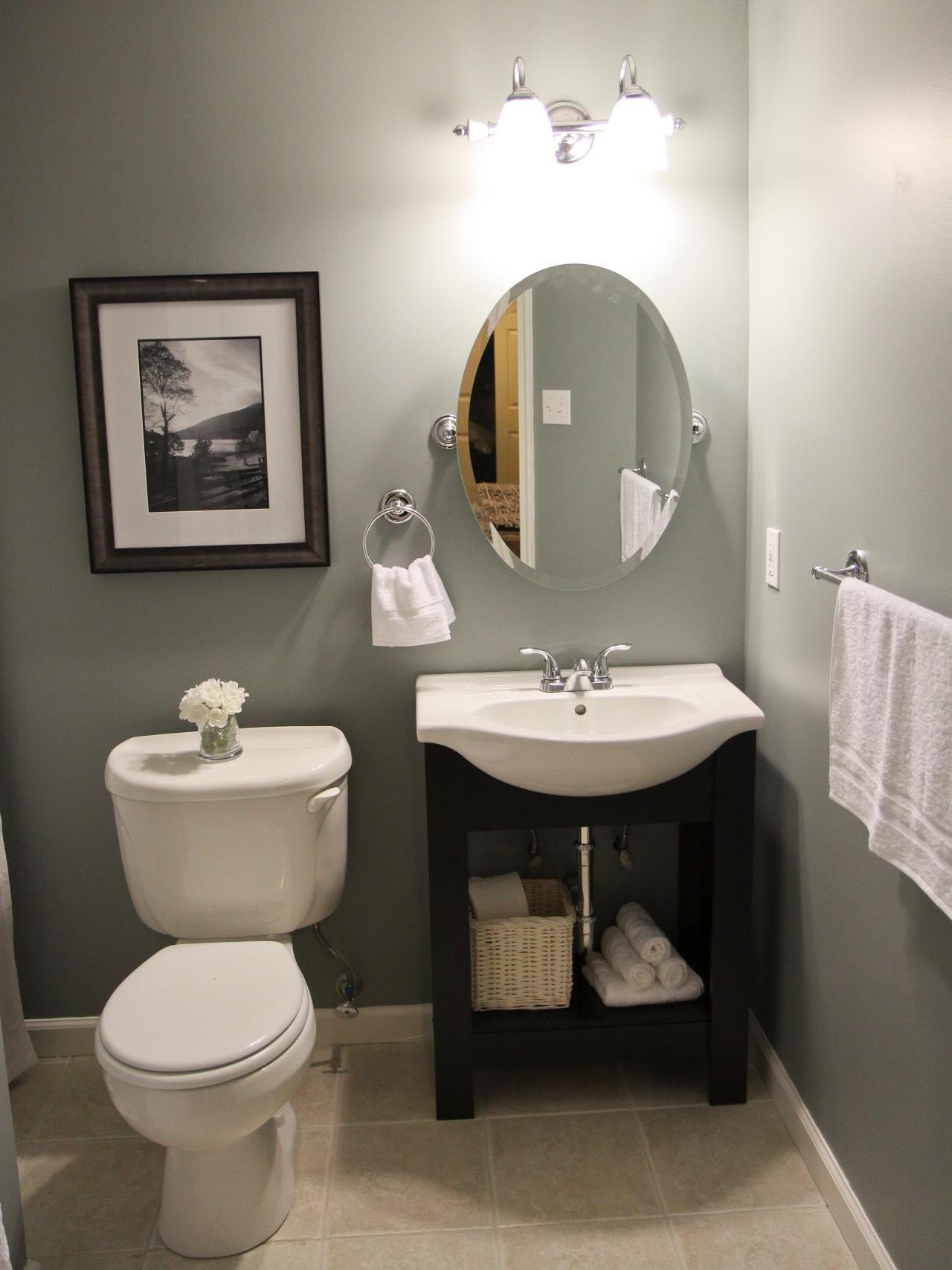 Bathroom Half Bath Decorating Ideas -- Learn more by ...