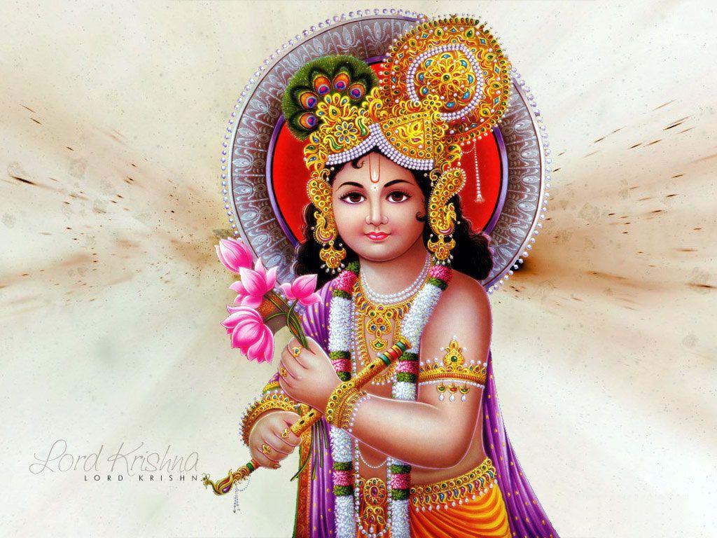 Hd wallpaper of lord krishna - Free Download Lord Krishna Wallpapers
