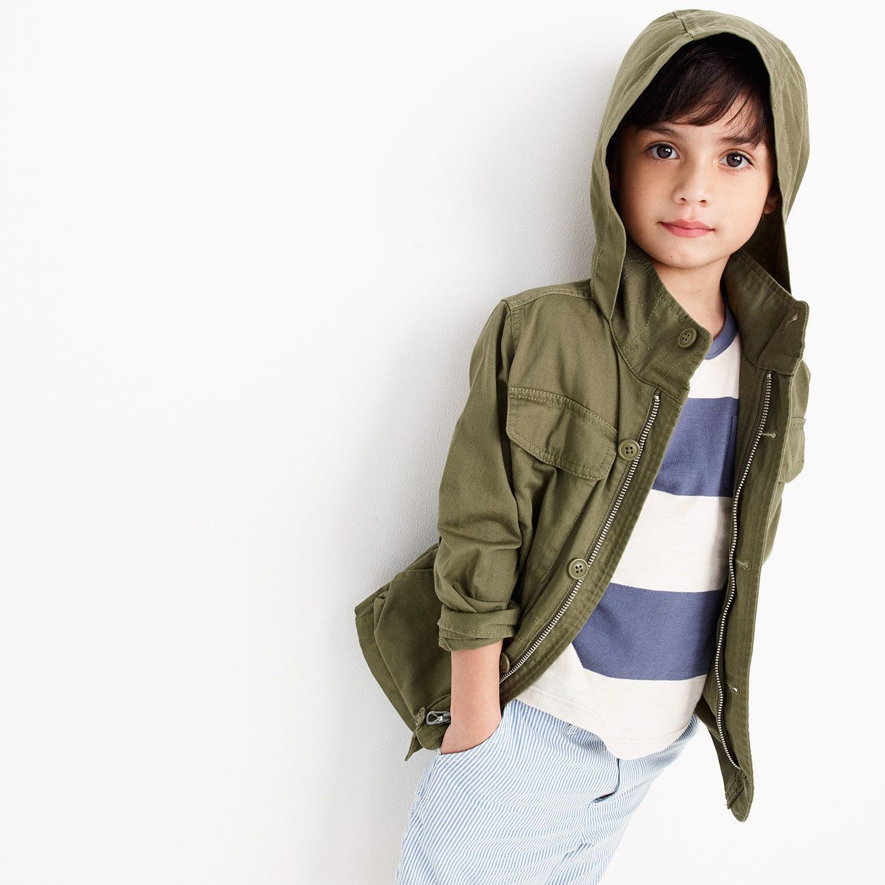 Crewcuts Boys Field Mechanic Jacket Size 6 7 Kid Clothes Kids Outerwear Boy Outerwear [ 1254 x 1254 Pixel ]