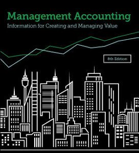 solution manual for management accounting information for creating