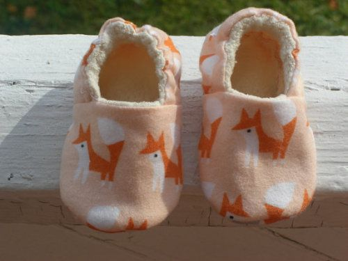 Buy Now Fox  Eco- Friendly Fox Baby Shoes Baby slippers...