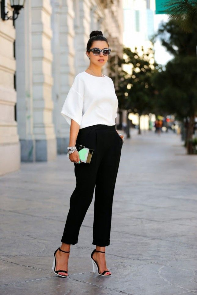 73f92e2fdbca 10 Ways to Rock a Crop Top Without Showing Skin — Seriously! via Brit + Co.
