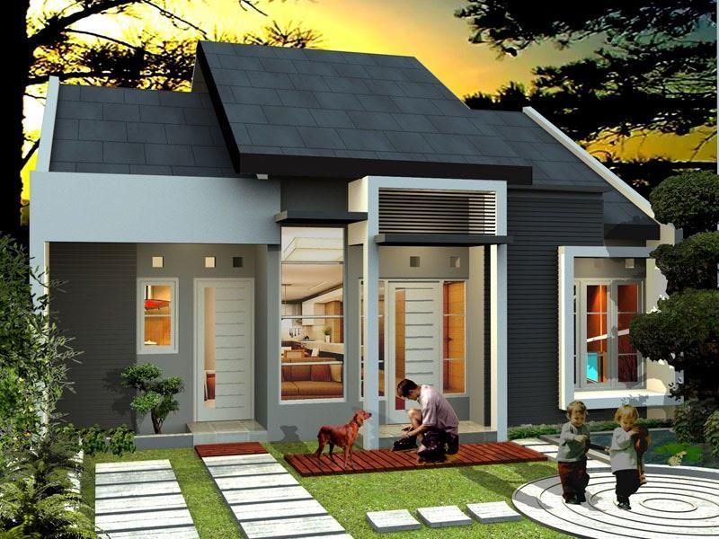 Rumah Minimalis Modern Type 36 60 Desain Rumah Rumah Minimalis Rumah