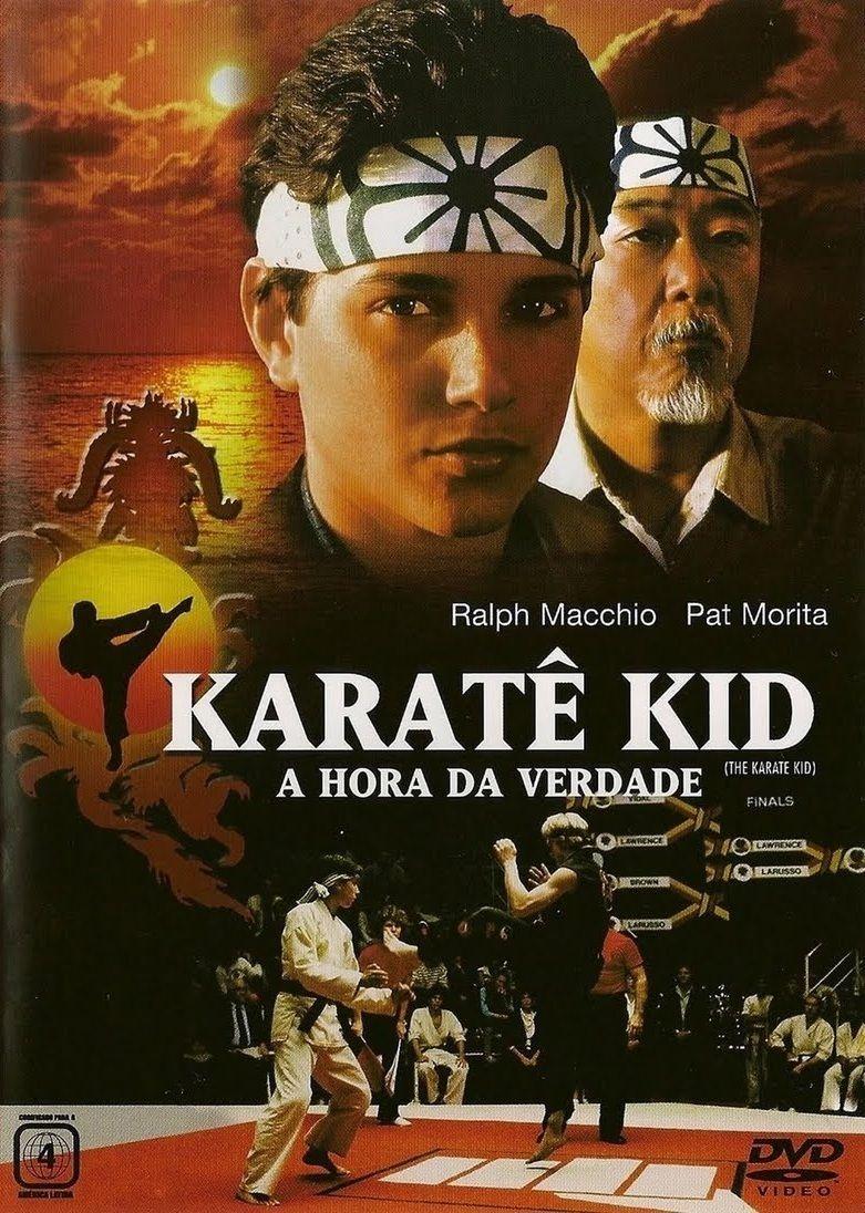 Karate Kid A Hora Da Verdade Com Imagens Karate Kid Filmes