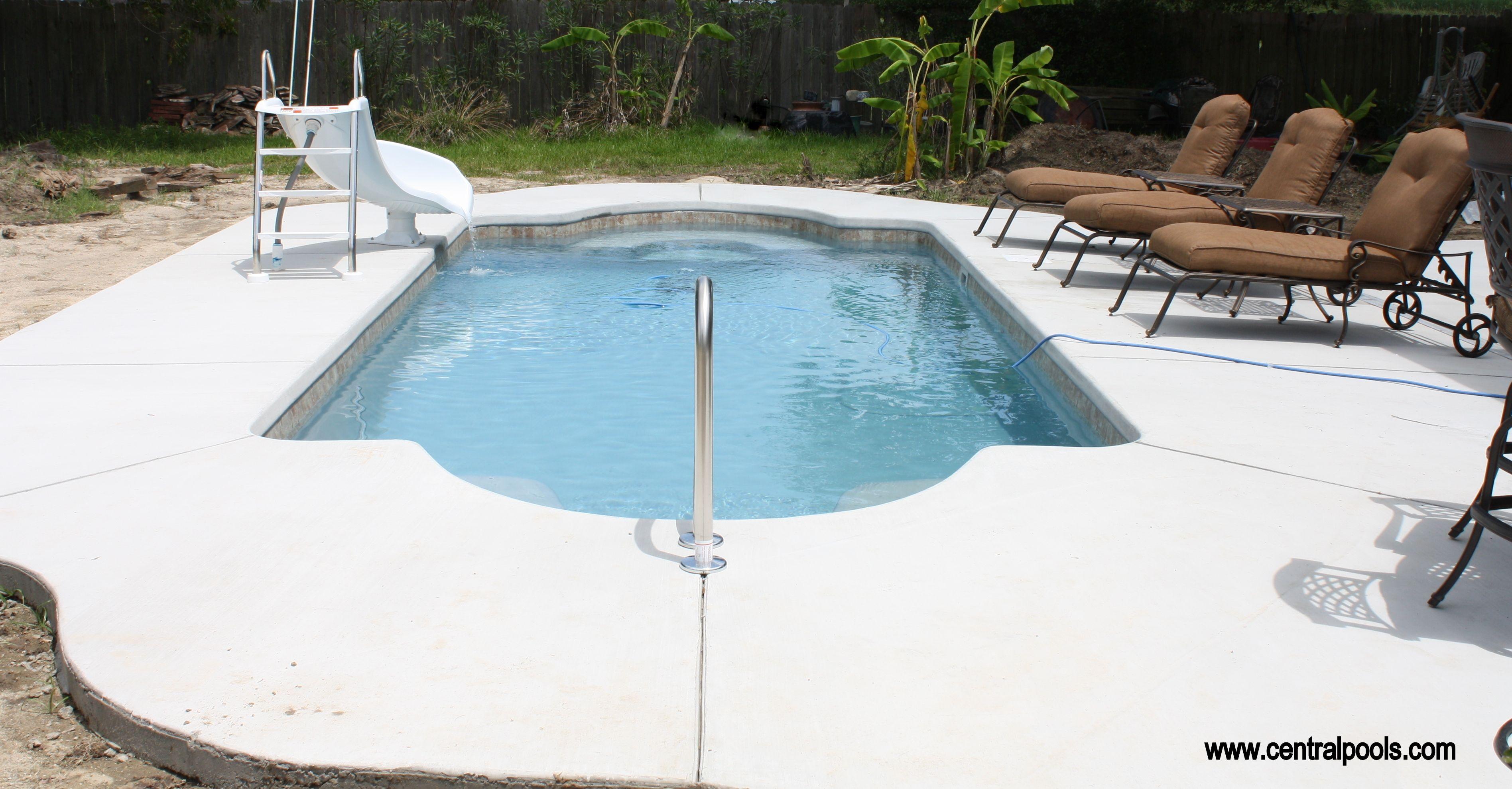 Fiberglass Swimming Pool Fiberglass Pools Pool Swimming Pools