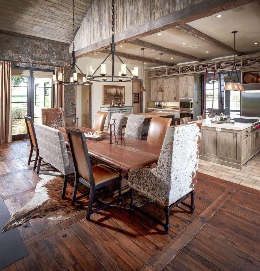 Wild West flavor fills Houston couple's weekend ranch