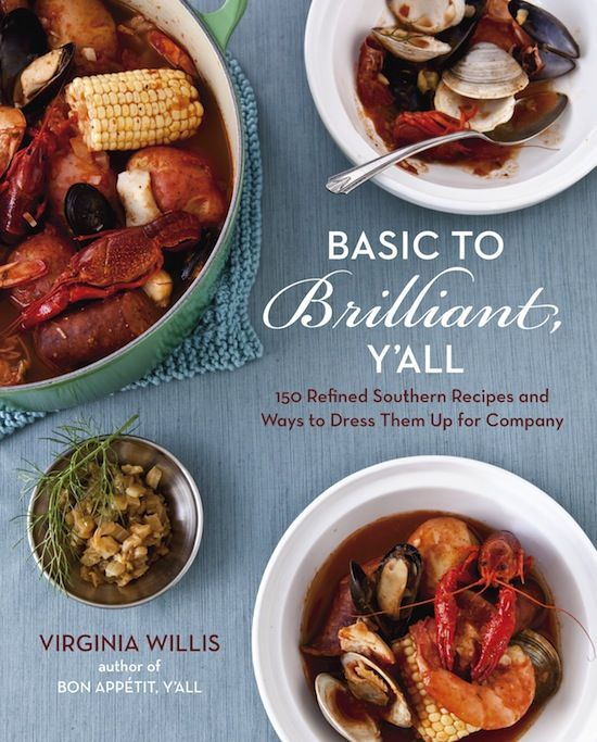 Virginia Willis's Basic to Brilliant Sweet Potato Spoonbread | sweet