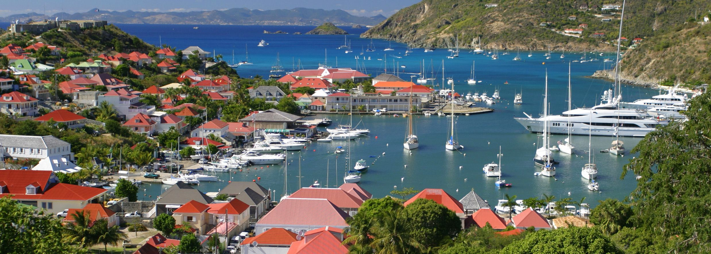 Lovely Gustavia - Capital of Saint Barts Transforming the way we travel http://yourbesttraveler.com