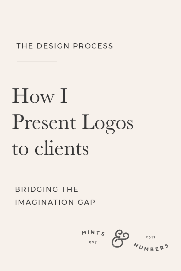 How I present logos to clients. Presenting logos can be a daunting task. Here are a few things I do to make the process smoother   brand and identity design   Graphic design