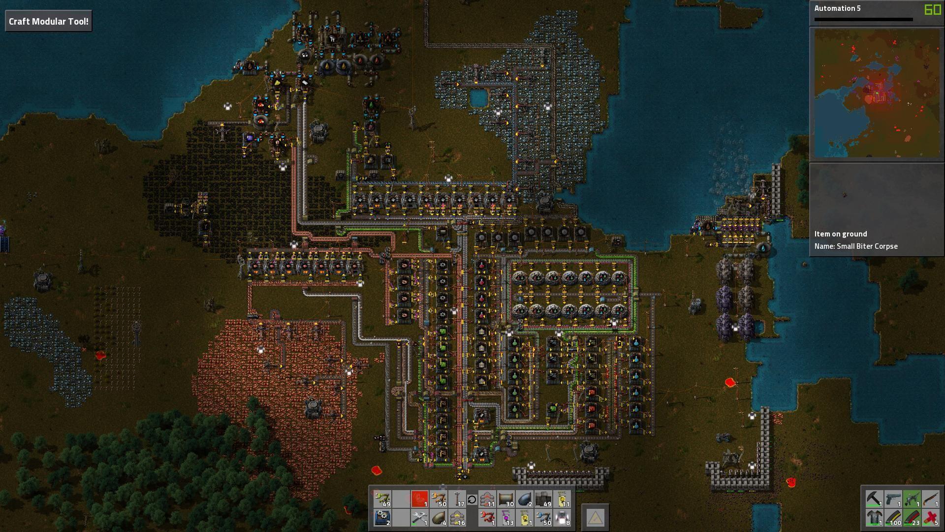 Factorio: decent looking organized factory | Factorio | City photo
