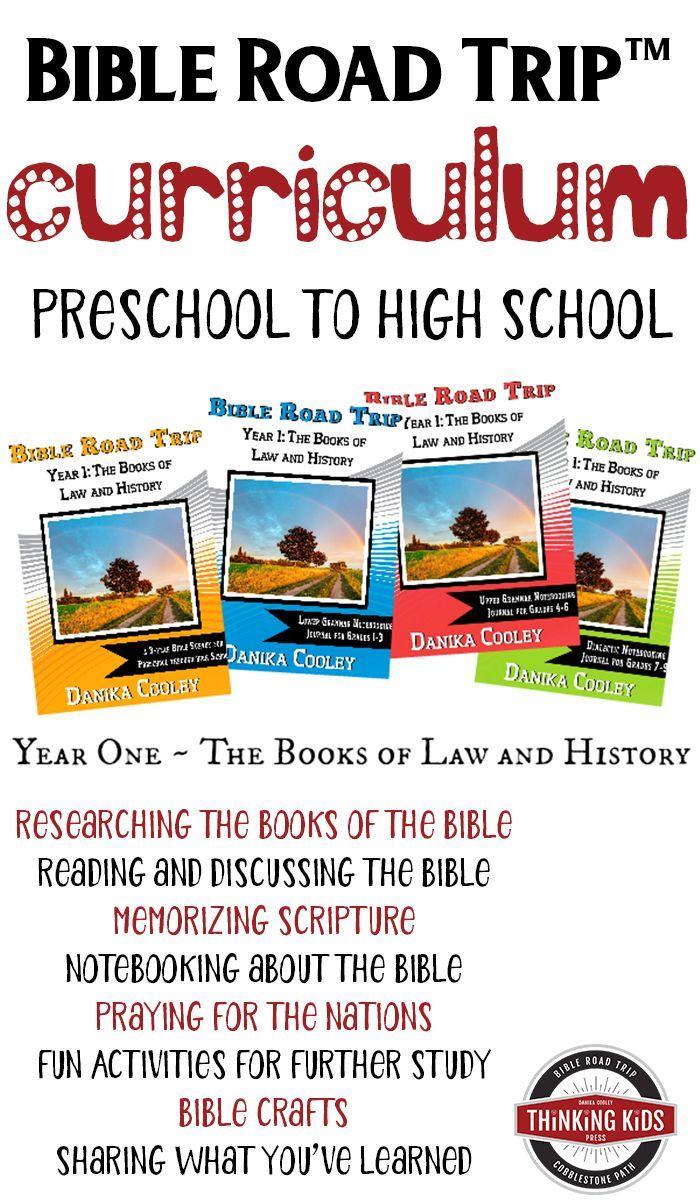 Bible Road Trip Year E Week E Free Printable Curriculum