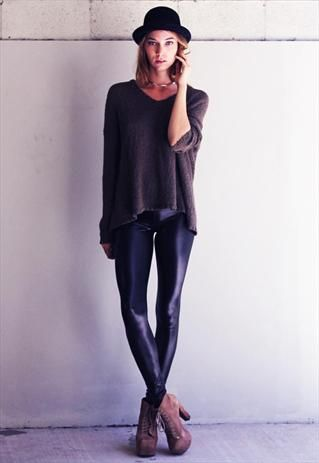 slim and slender! work magic with black!