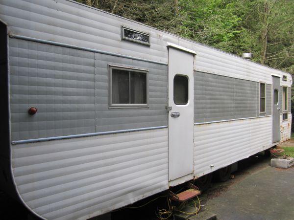 1955 abc coach travel trailer. Black Bedroom Furniture Sets. Home Design Ideas